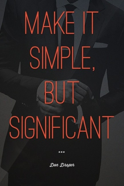 For more Mad Men inspiration, check out FormDecor's 'Mad Men Musings' Board on Pinterest.