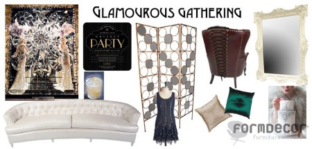 Glamourous Gathering