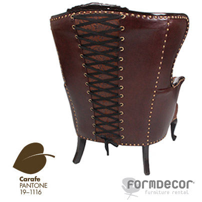 Corset Lounge Chair