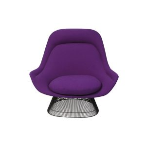 Warren Platner Large Lounge Chair 1
