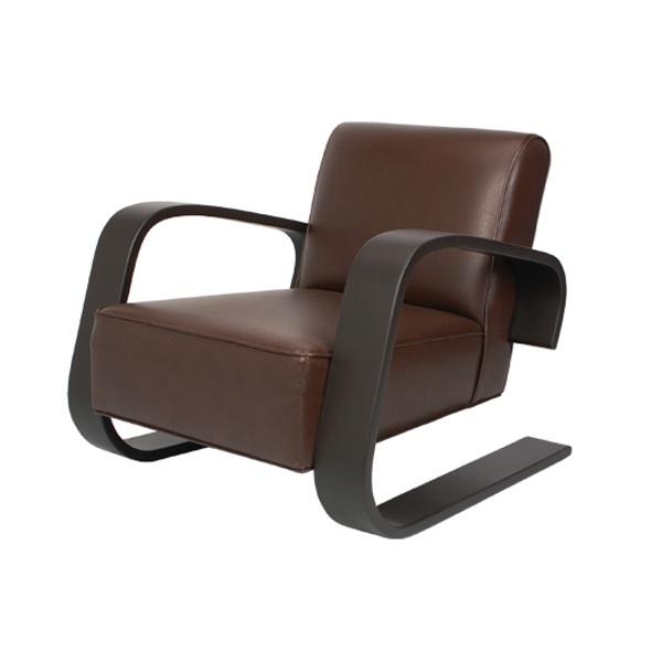 Alvar Aalto Bentwood Lounge Chair