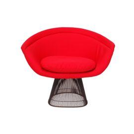 C10125-00_warren_platner_lounge_chair_red