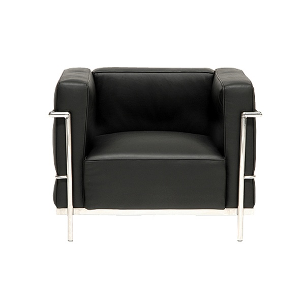 Le Corbusier LC3 Lounge Chair
