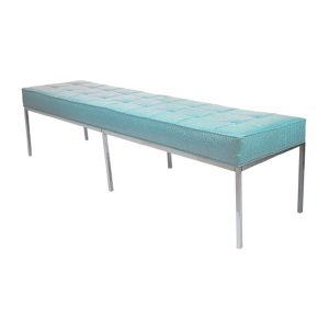 C10147-BL_florence_knoll_bench_blue