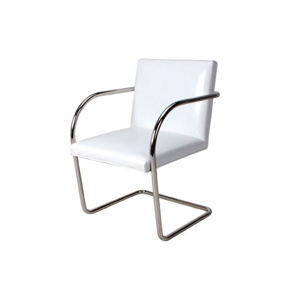 Brno Tubular Chair Rentals | Trade Show Furniture Rental | Delivery |  FormDecor