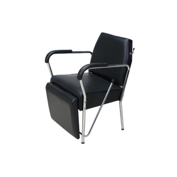 Salon Shampoo Chair Black FormDecor
