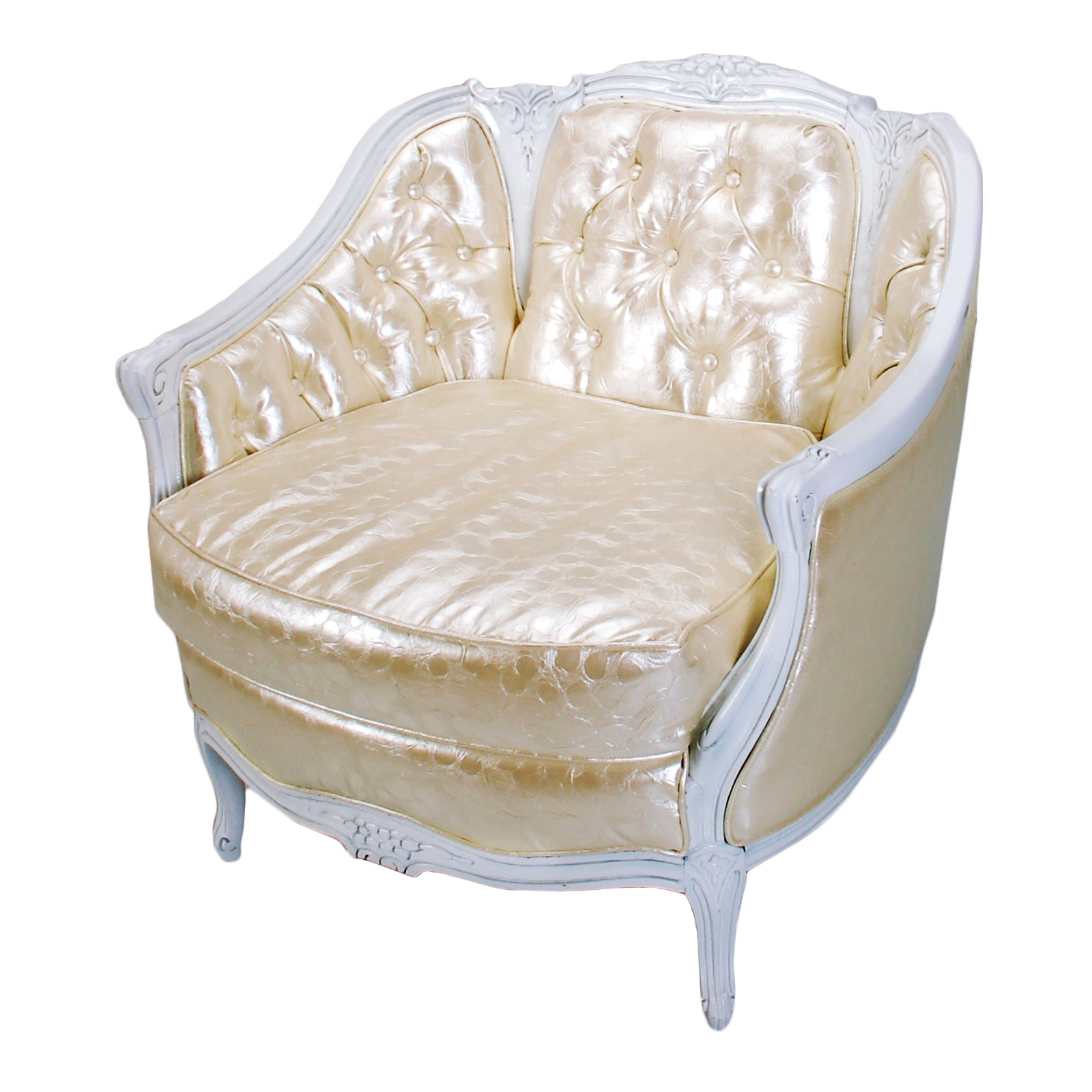 Tiffany Parlor Chair FormDecor