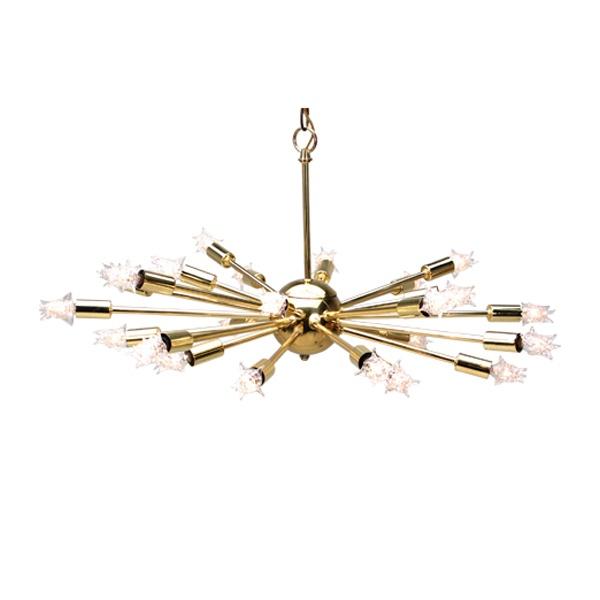 Sputnik Light Fixture Zoom Pretty Starburst Sputnik