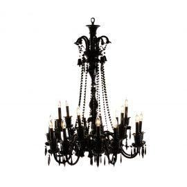 L40040-00-Royalton-Chandelier-rental-Black-Crystal-feature