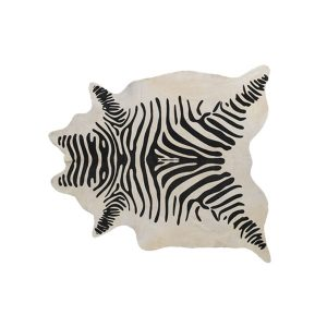 Zebra Rug 1