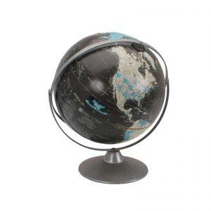 R40246-00_World_Globe_Black