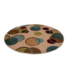 R40270-00_Bubbles_Rug_blue_green_brown_beige_burgundy