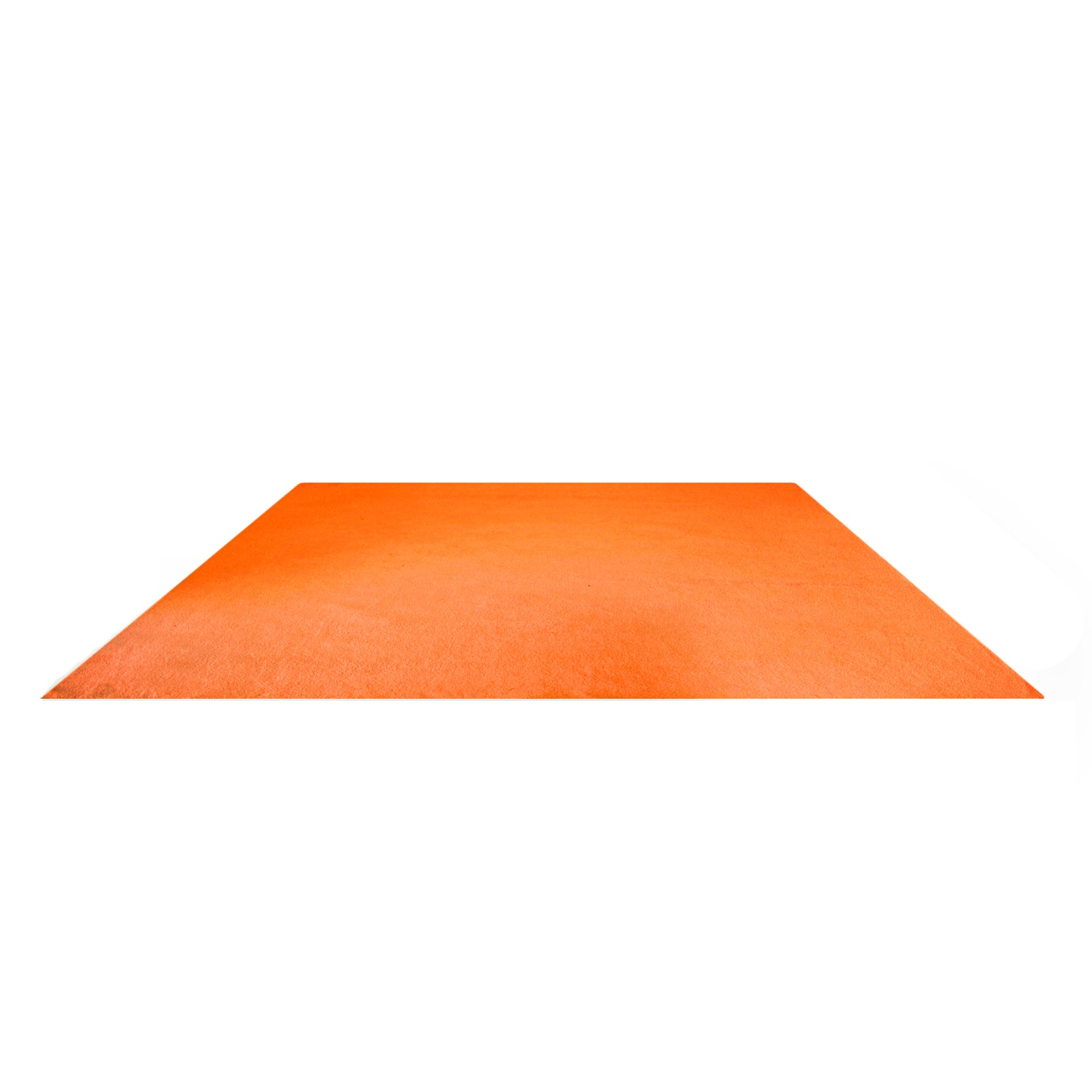 Short Pile (Orange)