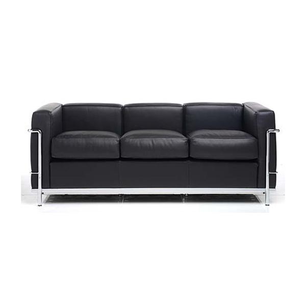 Le Corbusier LC2 (3 Seater)