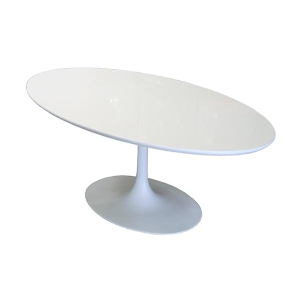 Saarinen Tulip Dining Table (Oval)