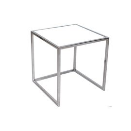 Astonishing Nesting Side Table Rentals Event Furniture Rentals Formdecor Creativecarmelina Interior Chair Design Creativecarmelinacom