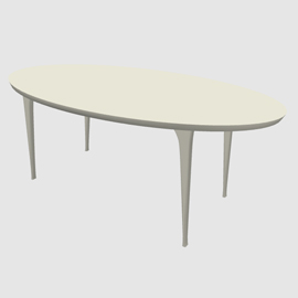 Impala Conference Table Inch FormDecor - 72 inch conference table