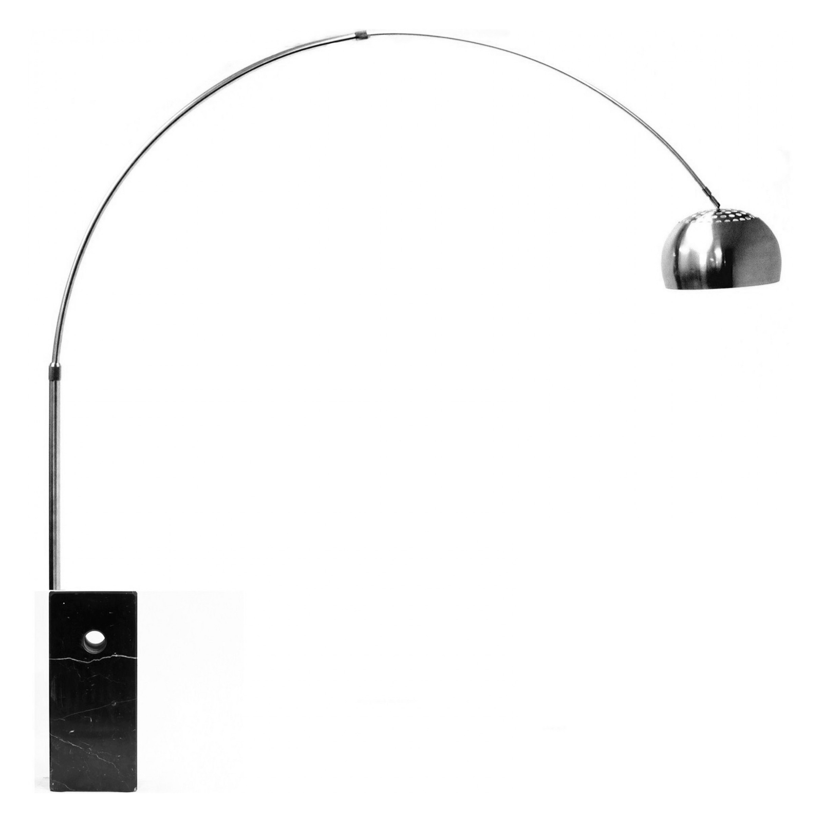 Arco Lamp Als Event Lighting