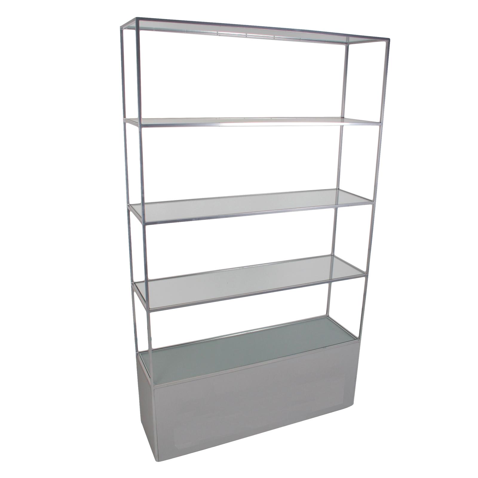 hanging bar product img usa led shelf metal shelves