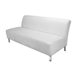 Sophia-Sofa-White-chrome-legs