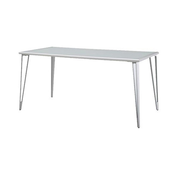 Wishbone Conference Table(Glass)