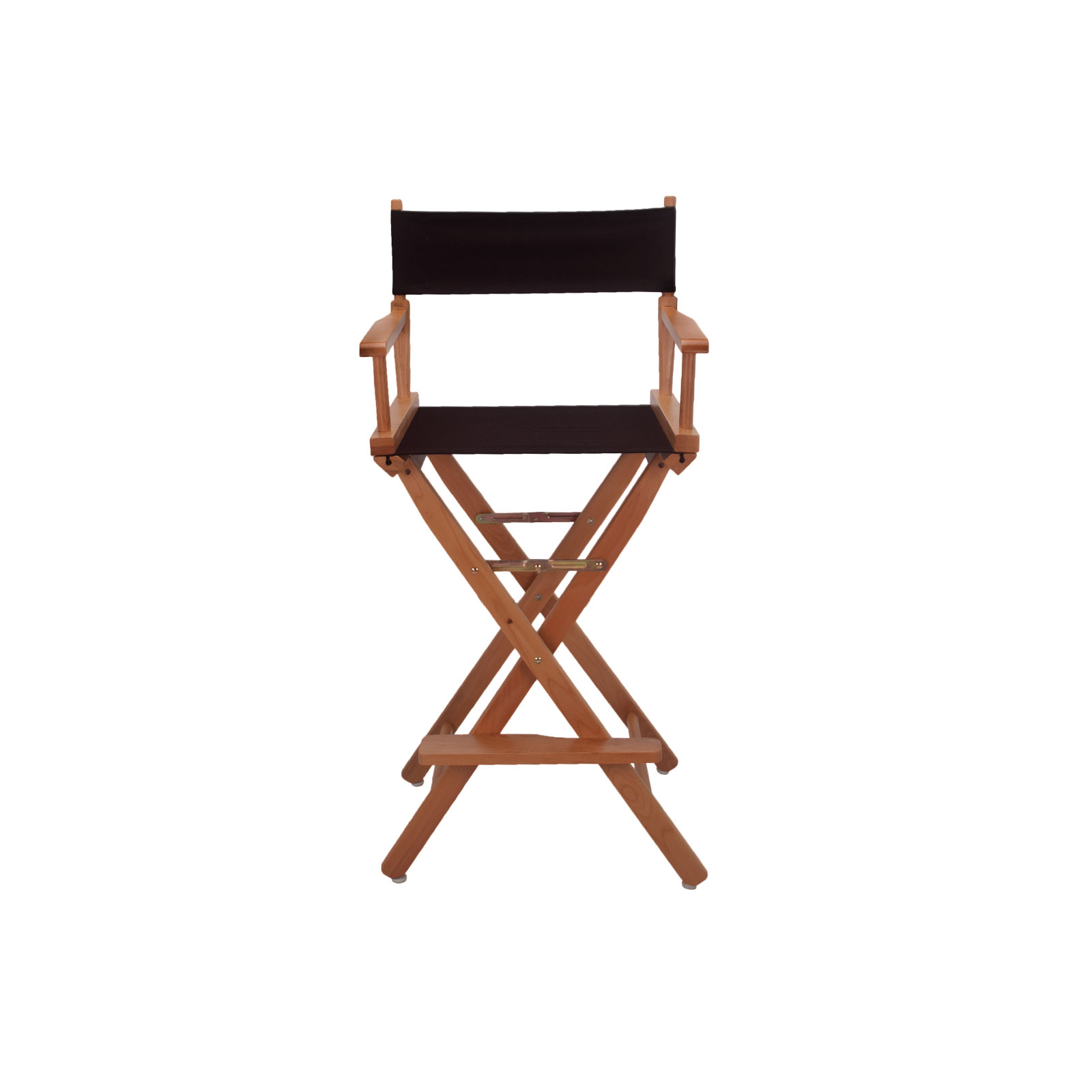 C10421 00 Director Chair Tall Black 1