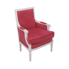 Louie-V-Lounge-Chair-Pink-SM