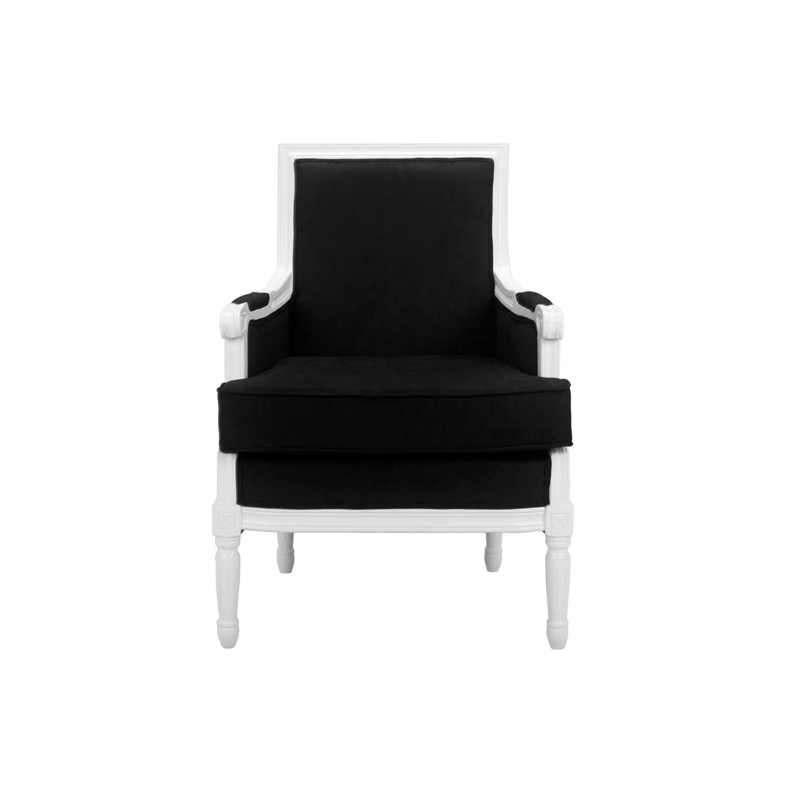 Louie vs lounge chair black formdecor for Chair vs chairman