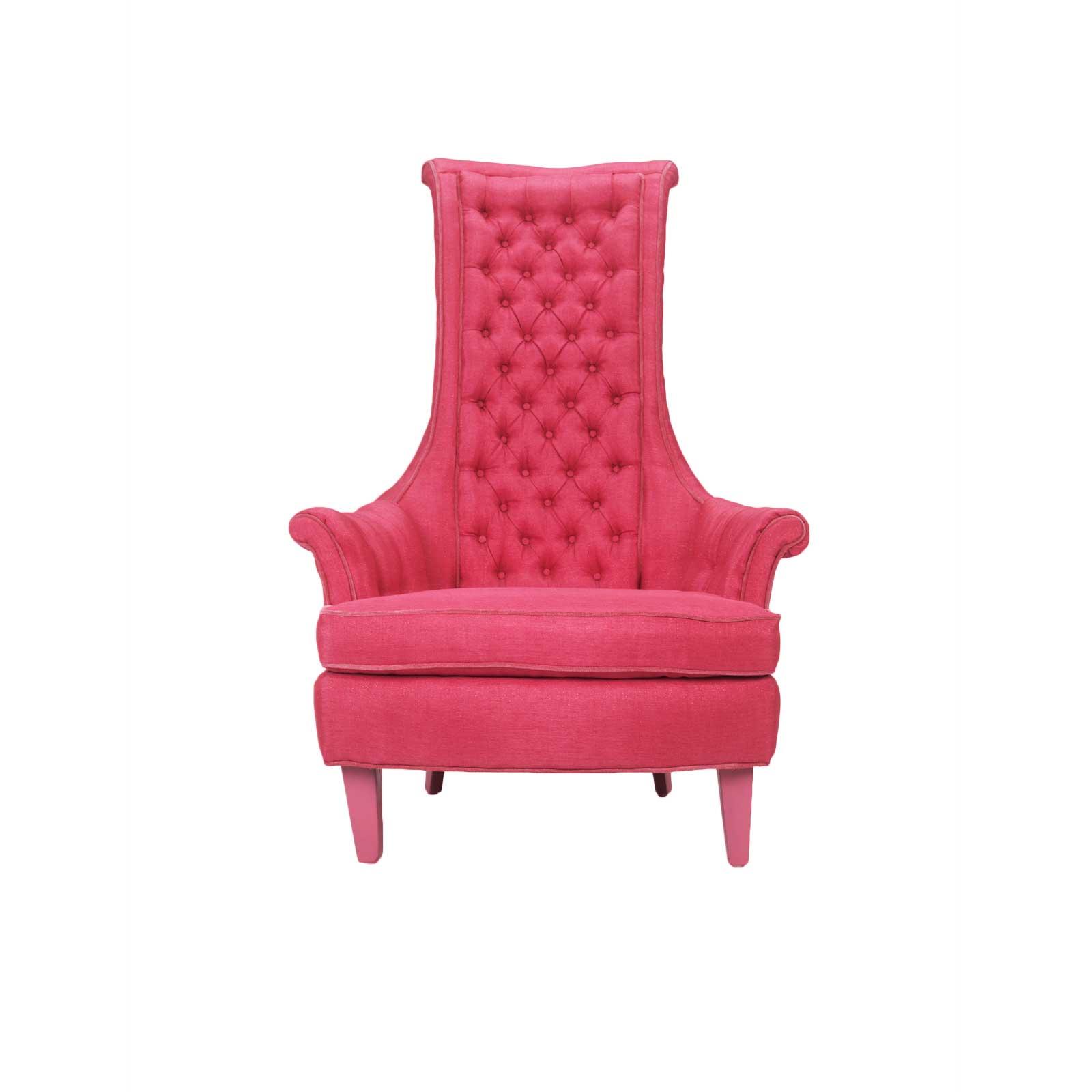 Pink Lounge Chair Rentals Event Furniture Rental