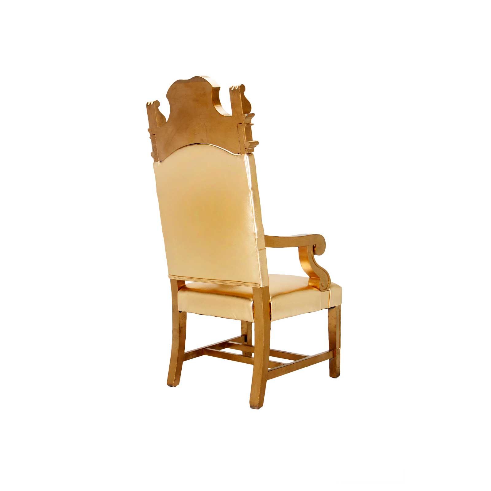 Golden Rule Chair FormDecor