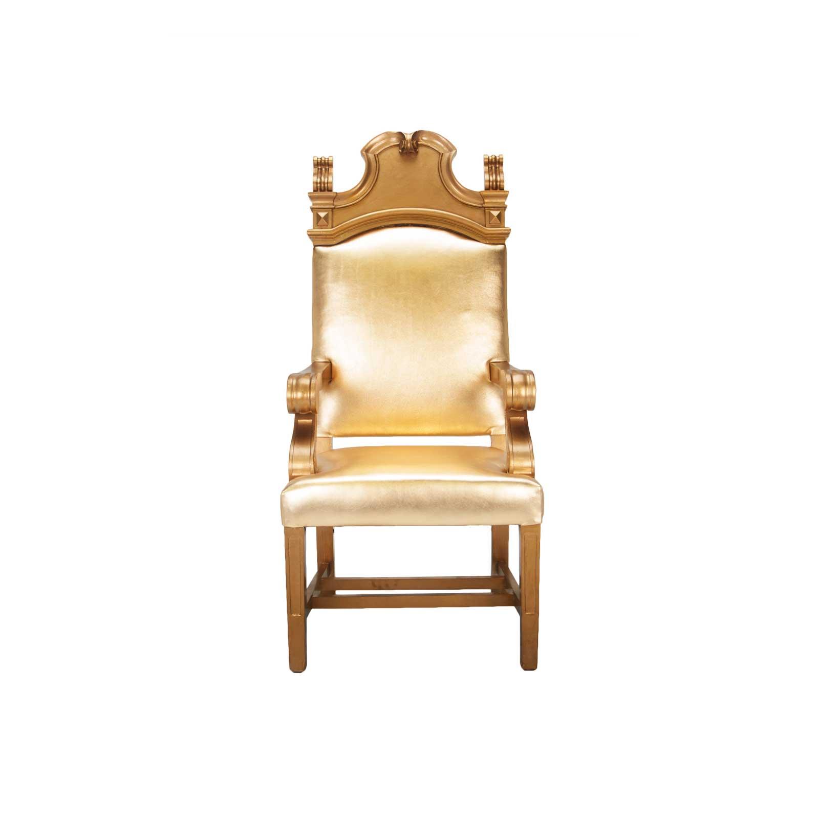 Golden rule chair formdecor - Vintage lyon lounge ...