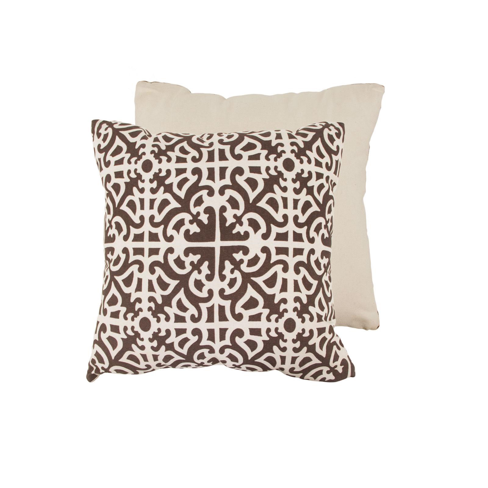 Morocco Pillow (Brown) - FormDecor