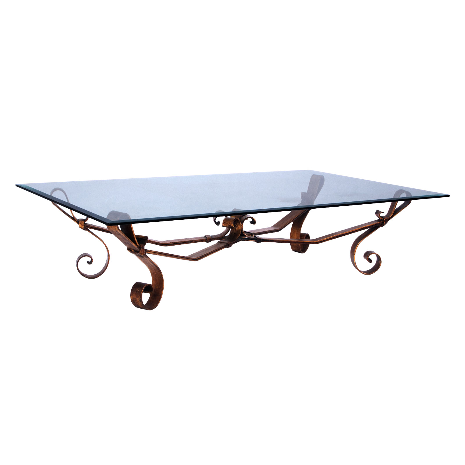 Rococo Ribbon Coffee Table FormDecor