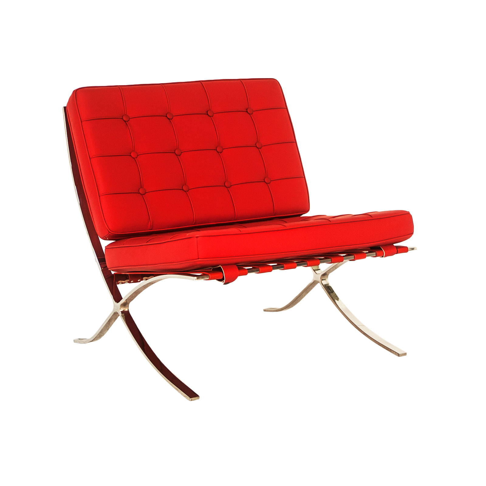 Barcelona Lounge Chair Rentals Mies van der Rohe Furniture Rental