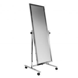 R40394-00-Chrome-Floor-Mirror-rentals-furniture-featrue