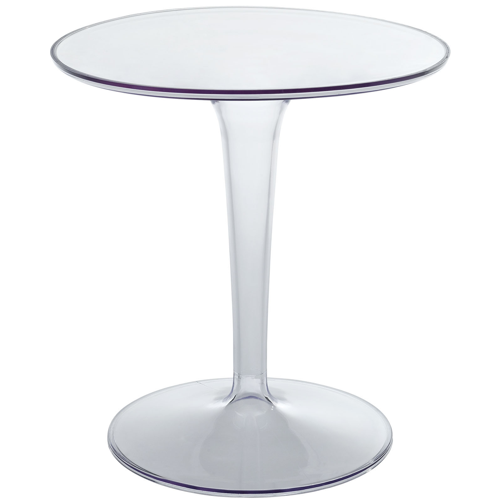 Fresh Ghost Side Table Rental | Event Furniture Rental | Delivery  EO83