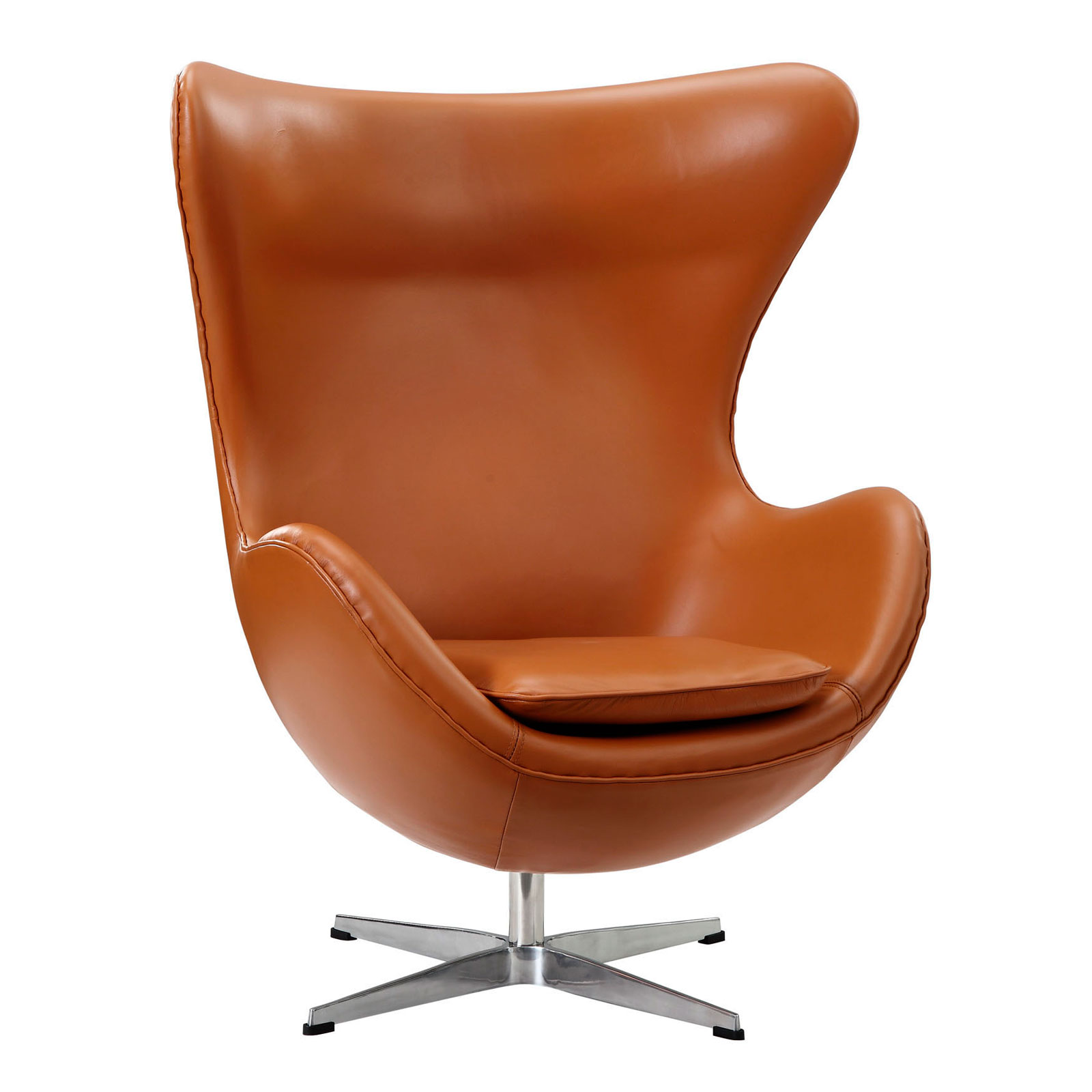 Leather Arne Jacobsen Egg Chair Rentals | Event Furniture Rental | Delivery  | FormDecor