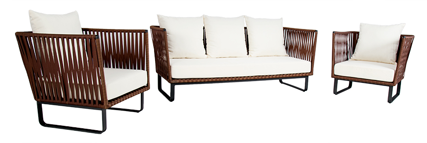Outdoor-Furniture-rentals-Corde-Collection-lounge-sofa