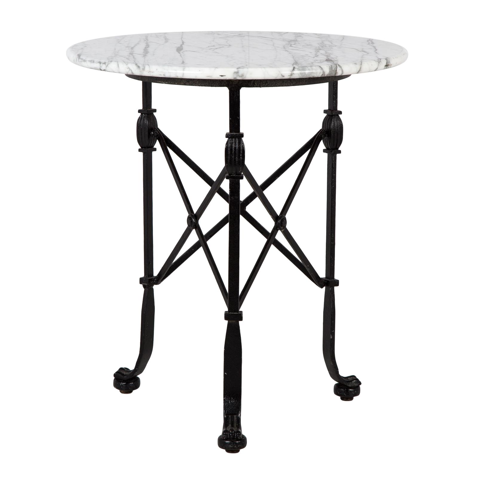 marble side table rentals event furniture rental. Black Bedroom Furniture Sets. Home Design Ideas