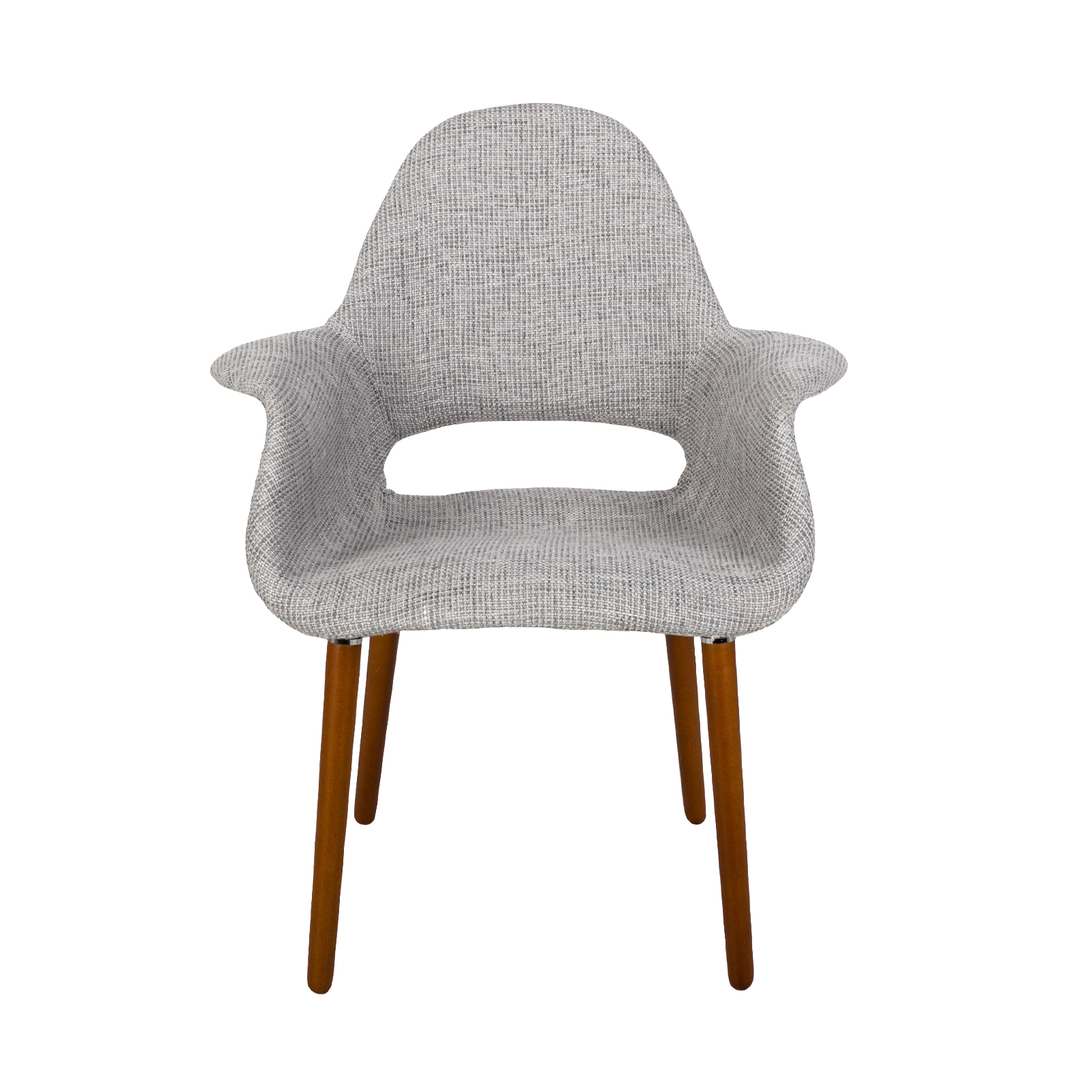 Organic Armchair 28 Images Eames Saarinen Style Brown