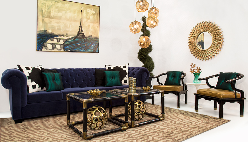 Brass-blue-sofa-furniture-rental-2