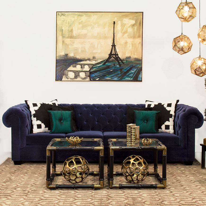 formdecor event furniture rental blue sofe vignette 870px