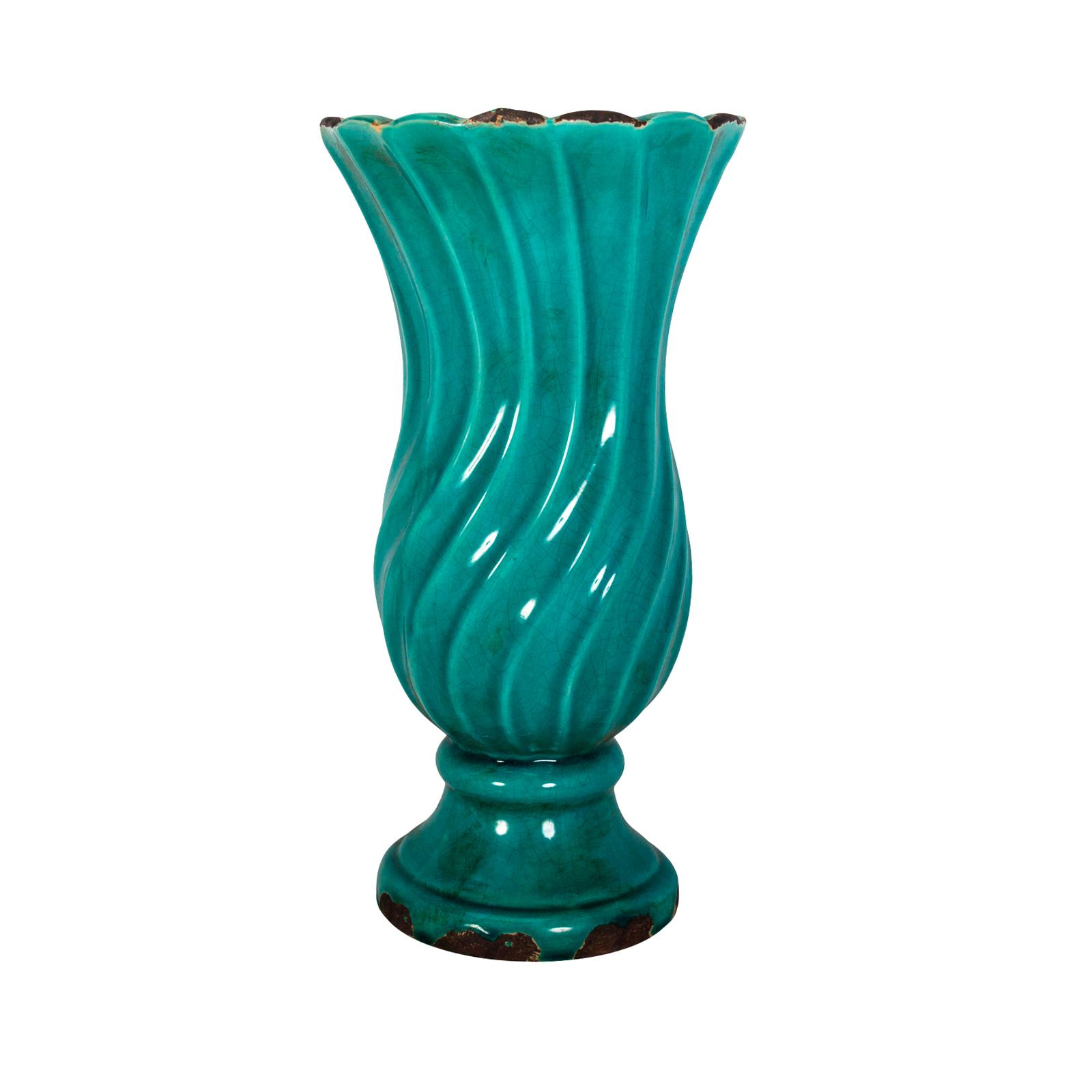 teal vase rentals event decor rental. Black Bedroom Furniture Sets. Home Design Ideas