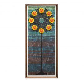 R40571-00-Fleur-Amant-Mixed Media-Art-rental-feature