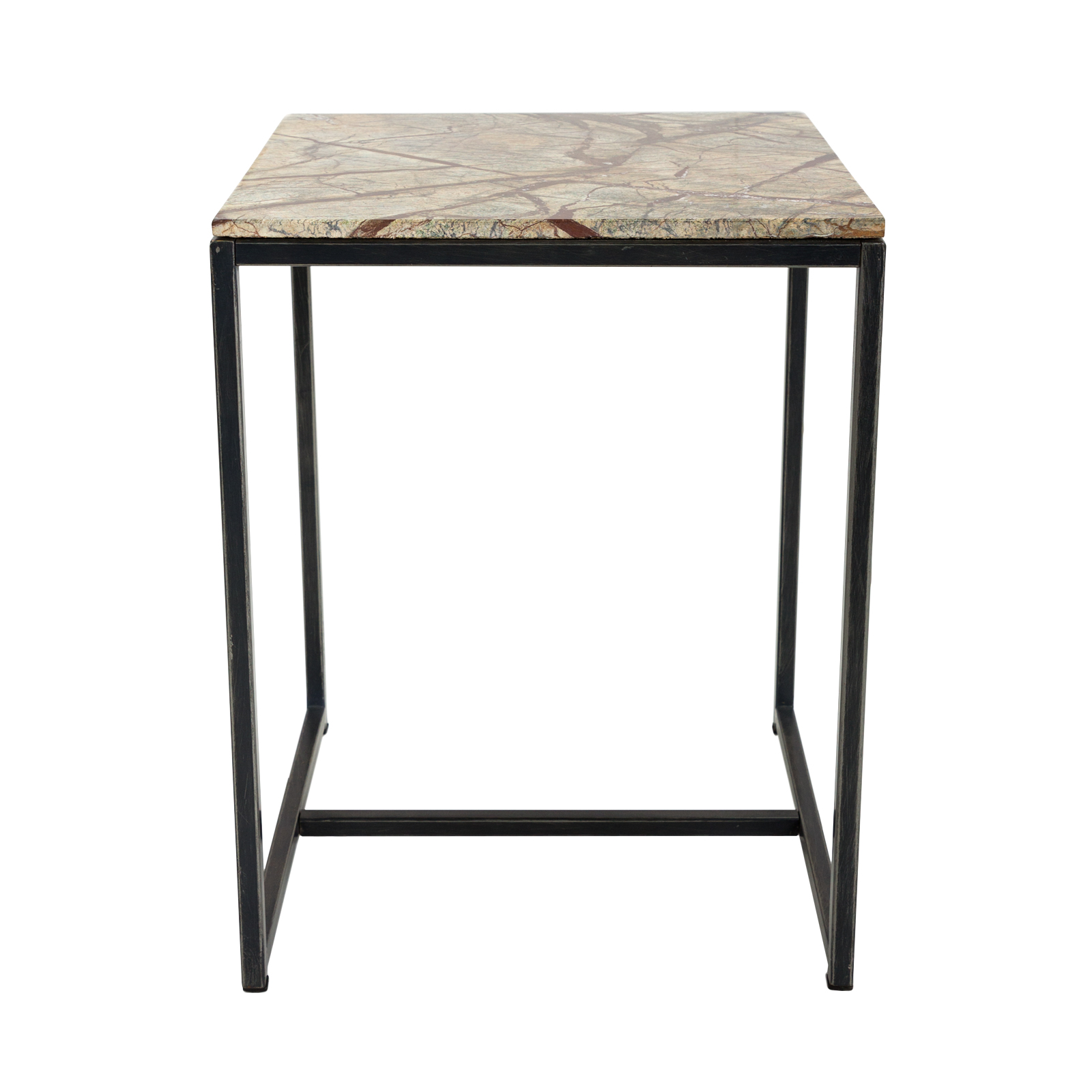 Marble side table rentals event table rentals formdecor for Table rentals