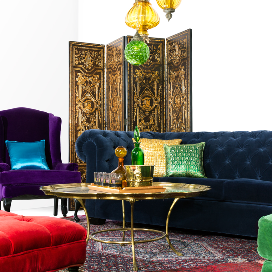 3 Home Decor Trends For Spring Brittany Stager: Event Furniture Rental