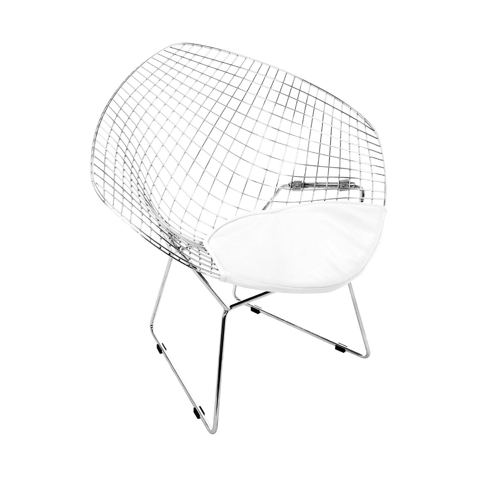 Harry Bertoia Diamond Chair ...