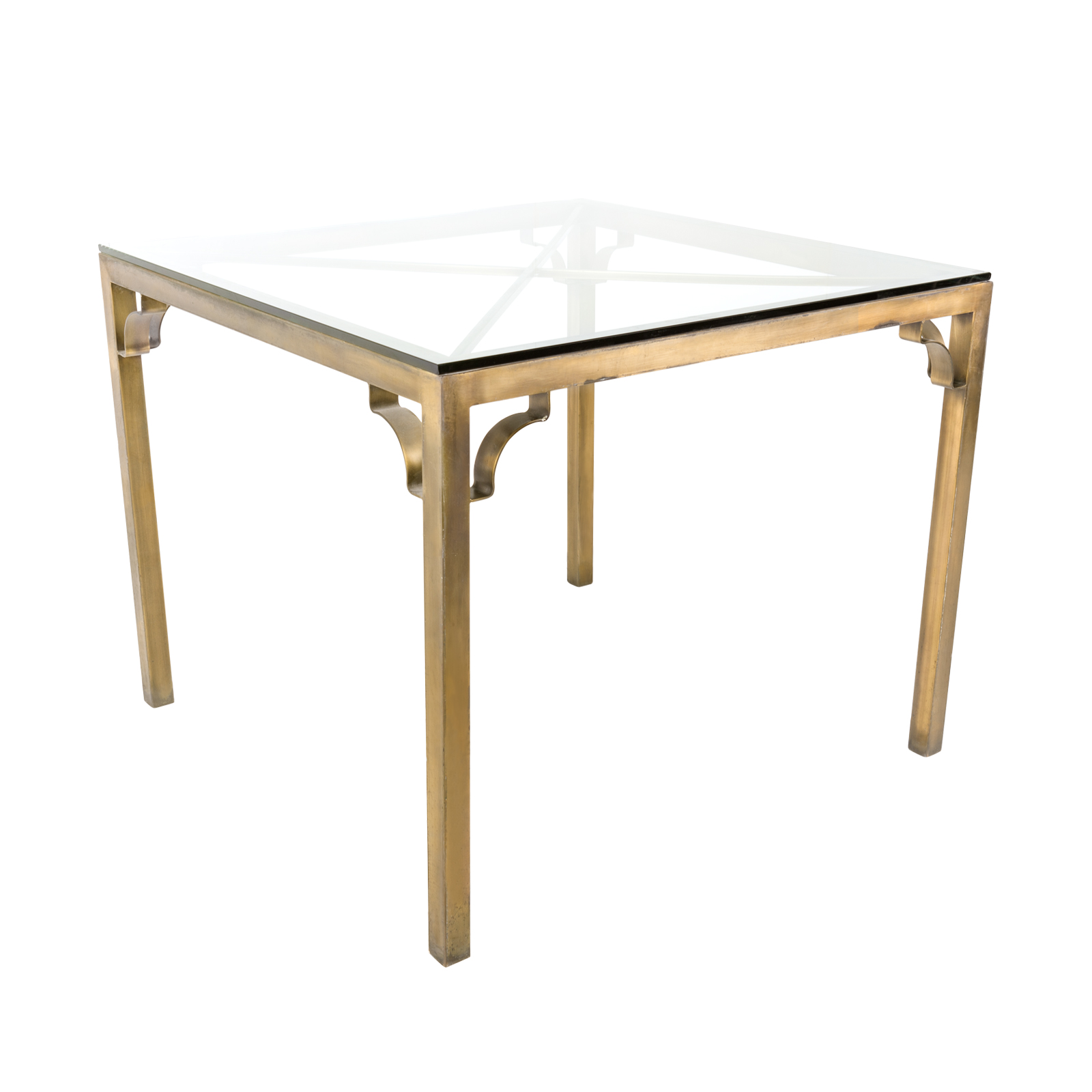 Downing dining table rental event furniture rental formdecor - Rent dining room table ...