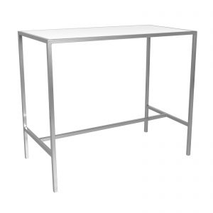 T30489-WHT-Bravo-2-Bar-Table-rental-4ft-White-feature