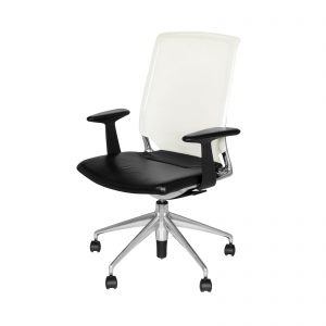 C10540-00 Vitra Meda Office Chair Rental feature